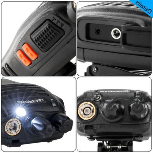 2 Two Range Headset Waterproof