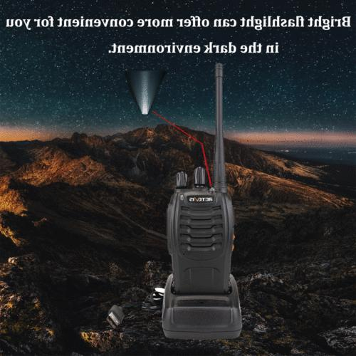 Retevis Long Radio UHF <5W