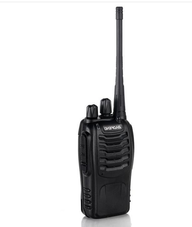 2Sets BF888S transceiver communicator station Talkie BF888S