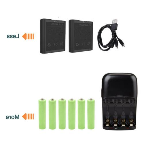 2x Rechargeable For Talkie FC200