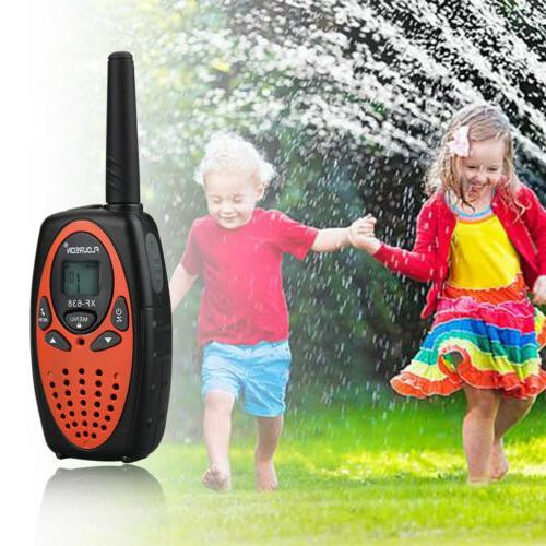 2X Talkies Intercom Two-Way Radio 3KM