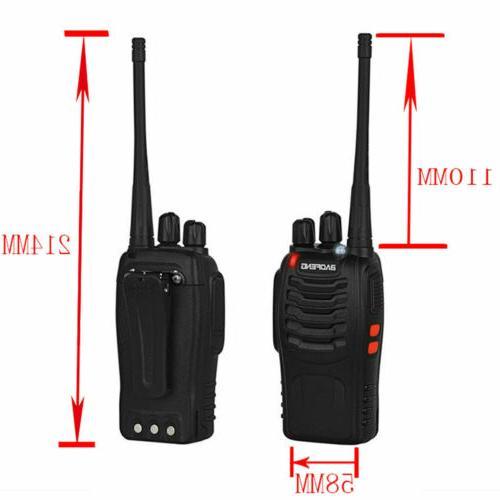 2X Baofeng 2 UHF Long Range 16CH