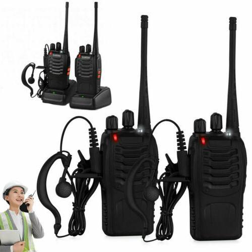 2X 2 UHF Radio Range