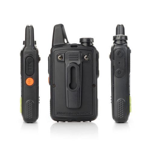 2x Baofeng BF-T1 Two Way Walkie Talkie Earpiece
