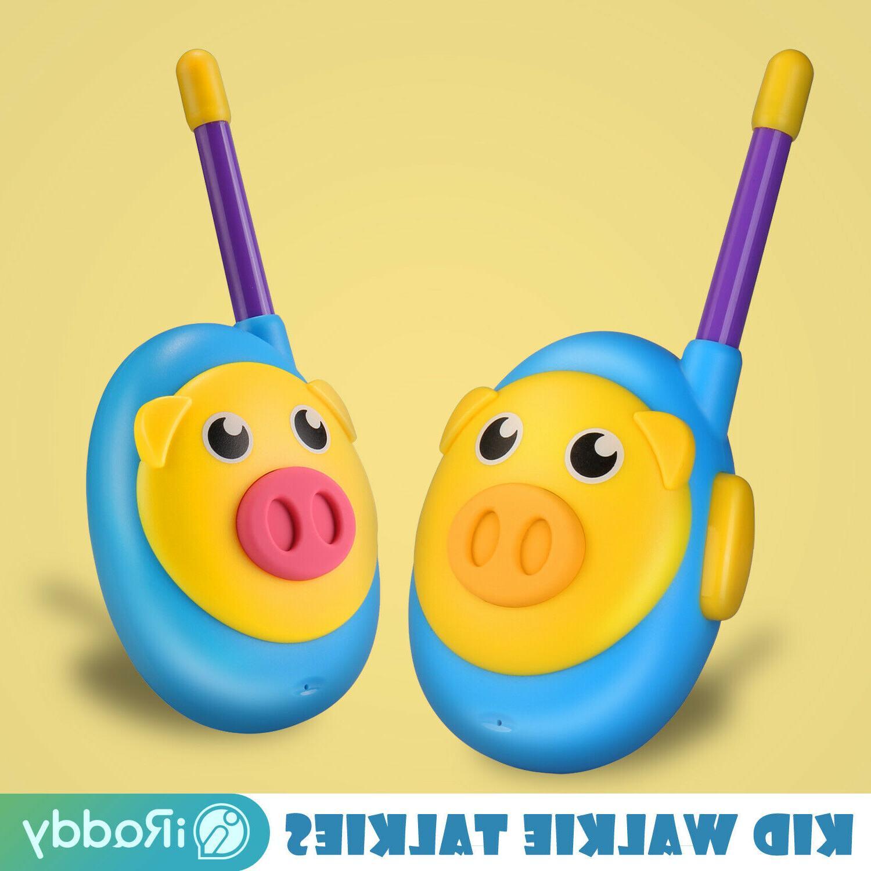 2x t 388 toy walkie talkie 22ch