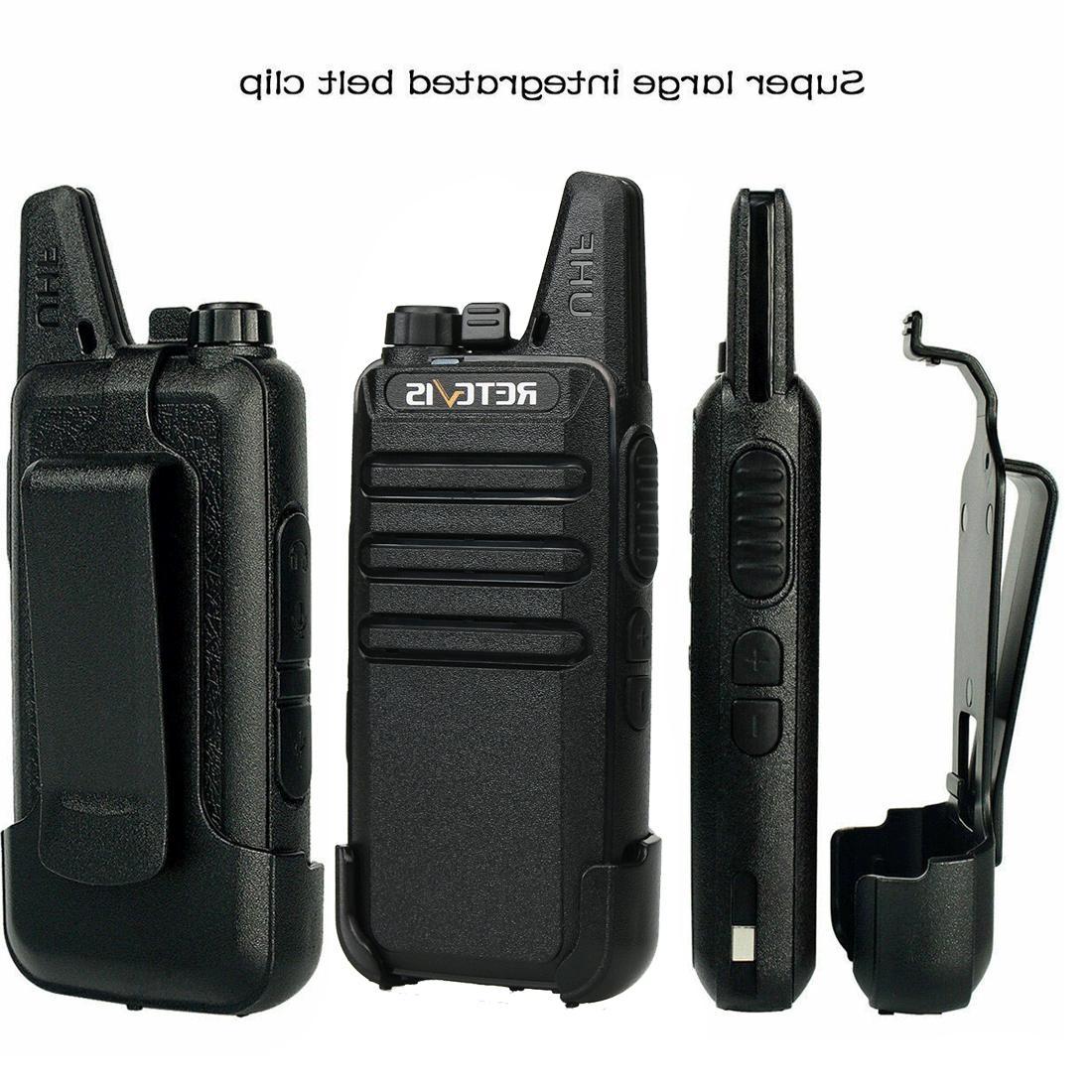 RT22 Range UHF16CH 2W VOX TOT