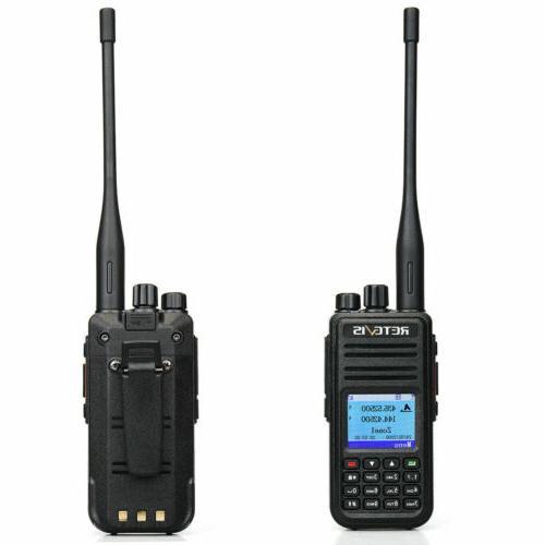 3xRetevis RT3S 3000CH Alarm VOX US