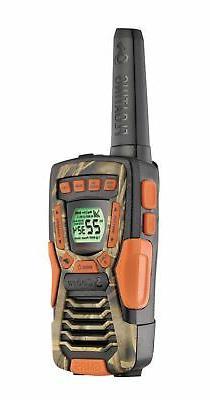 COBRA CXT1045R-FLT Waterproof Floating 2-Way Radio Walkie Talkies 4-Pack