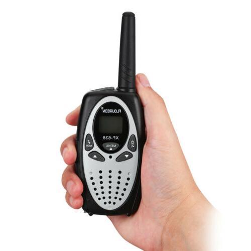 Talkies UHF462-467MHz Two-Way 3KM Range