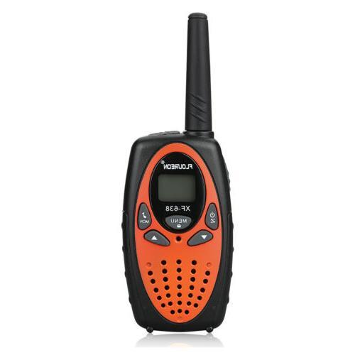 4-Pack 22CH Range Radio Interphone