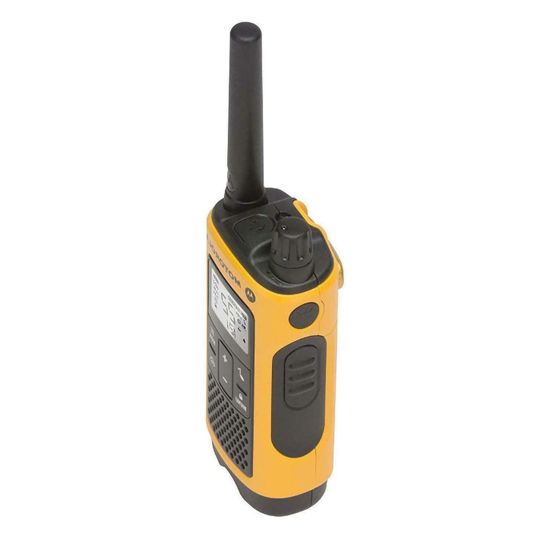 Motorola Pack Talkie Mile Two Radio Waterproof