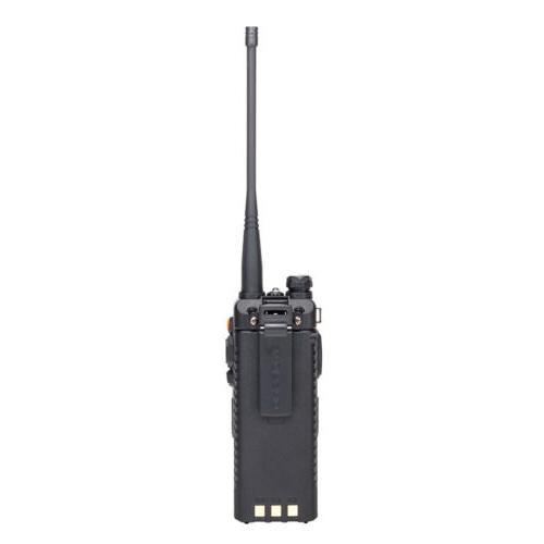 2 VHF UHF Two Flashlight Walkie