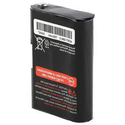 MOTOROLA 53617 Battery Pack,NiMH,3.6V,For Motorola