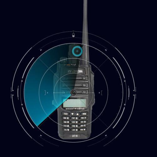5pcs Waterproof UHF+VHF Emergency SOS LED