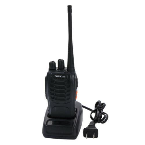 6 * Baofeng BF-888S Walkie Way Radio Handheld Range GMRS