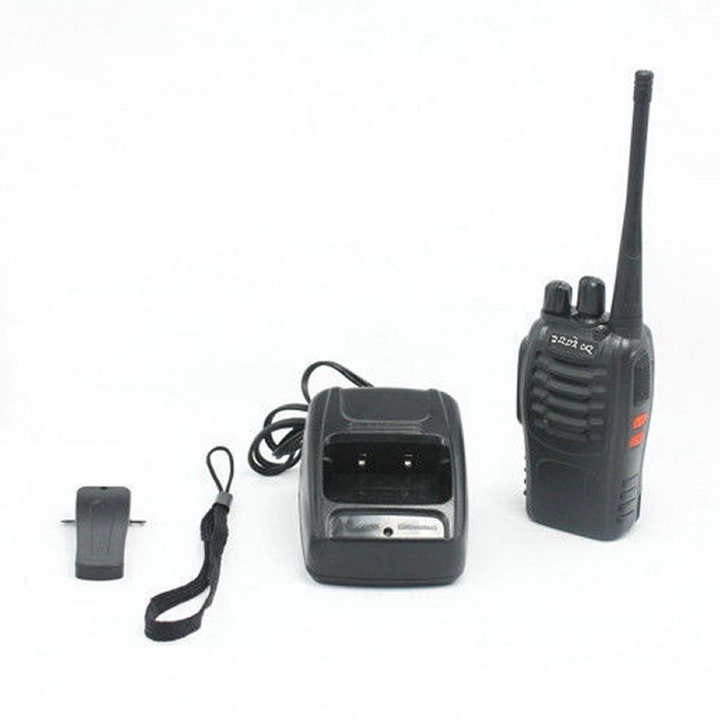 6 2 Two Way Radio Handheld Long Range Police