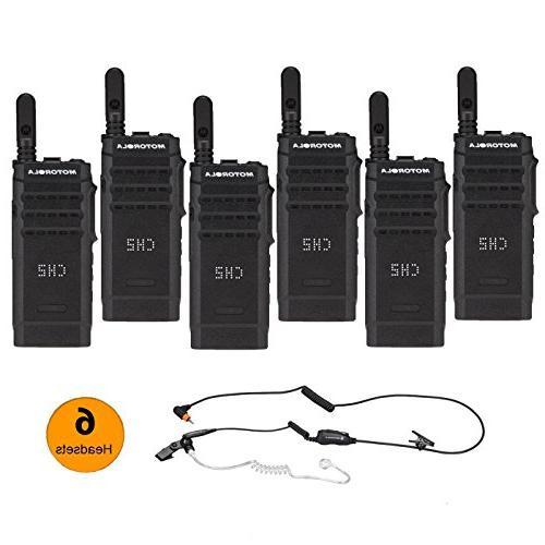 6 sl300 uhf display radio