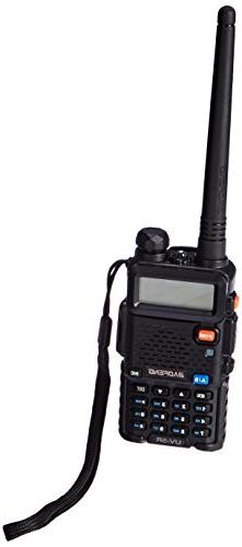 BaoFeng UV-5R VHF/UHF Dual Band Radio 136-174 400-480Mhz Tra