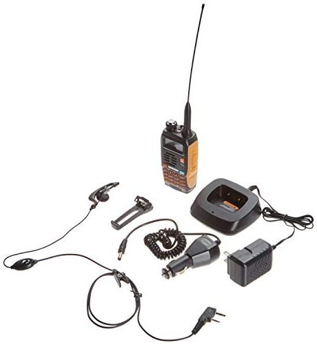 Baofeng GT-3TP Mark-III Tri-Power 8/4/1W Two-Way Radio Trans