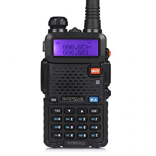 Baofeng UV-5RTP Tri-Power 8/4/1W Two-Way Radio Transceiver +