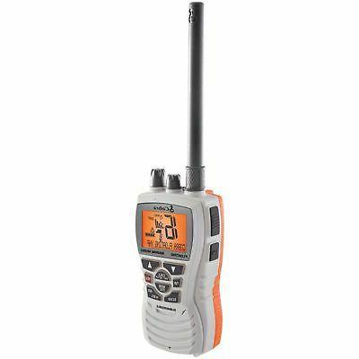 Cobra MR HH350W FLT MR HH350 6 Watt Handheld VHF