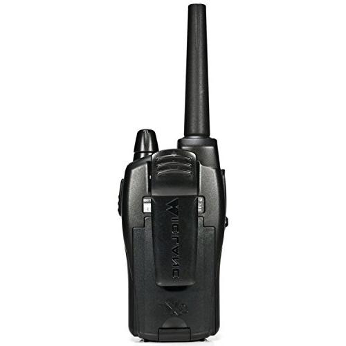 Frs/Gmrs Ch/36mi/5w/Ear/Mic/Chrgr/2 Radios