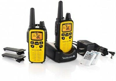 Midland - LXT630VP3, 36 Channel FRS Two-Way Radio - Up to 30