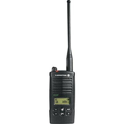 Motorola On-Site RDU4160d 16-Channel UHF Water-Resistant Two