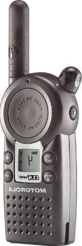 Motorola 4-Channel UHF