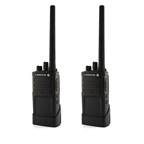 Motorola RMV2080 On-Site 8 Channel VHF Rugged Two-Way Busine