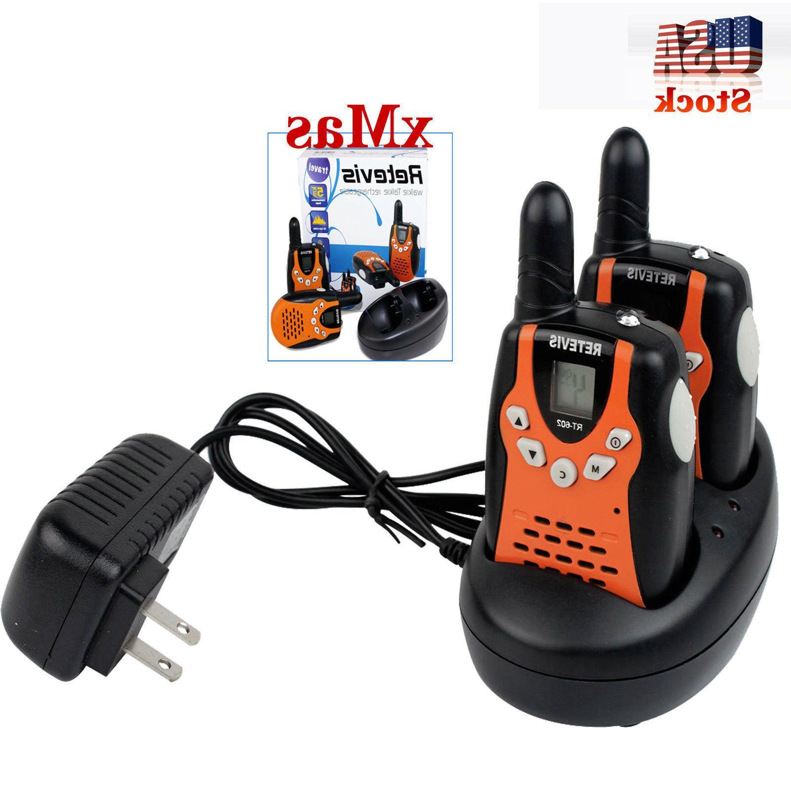 Retevis 2 Pin Walkie Talkies Earpiece D Shape Headset Earpie