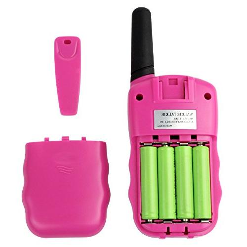 Retevis Kids Talkies Rechargeable Toy Gift 22 Talkies for