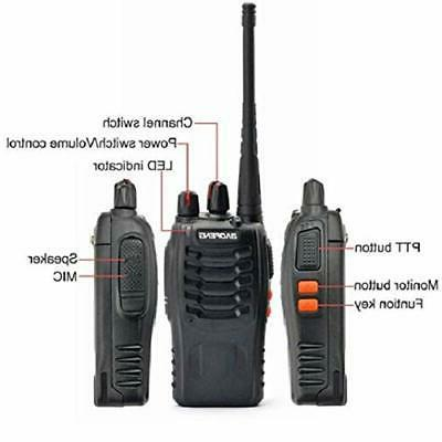 BAOFENG BF-888S Two Radio - Package