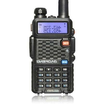 Baofeng BF-F8+ Way Radio Scanner Transceiver Talkie