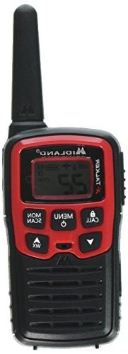 Midland Consumer Radio EX37VP E-Ready GMRS Emergency Two Way