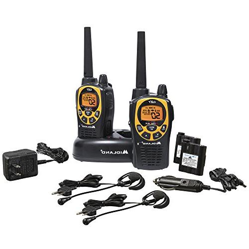 consumer radio gxt1030vp4 gmrs two