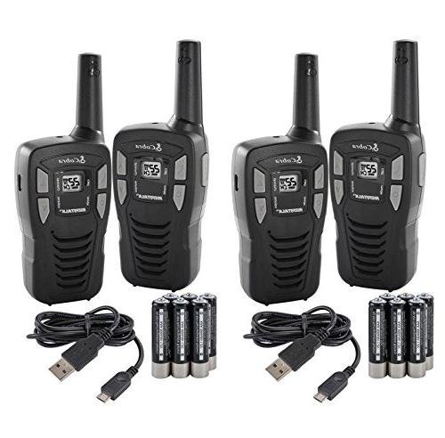 cxt145 microtalk walkie talkie radios