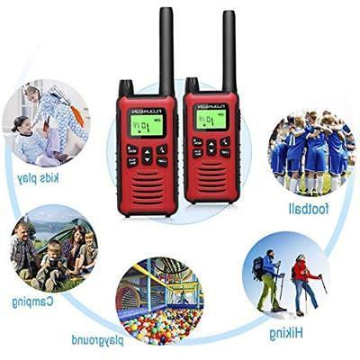 FLOUREON 4 Marine Radios Walkie 22 Channel 3000M (MAX 5000M