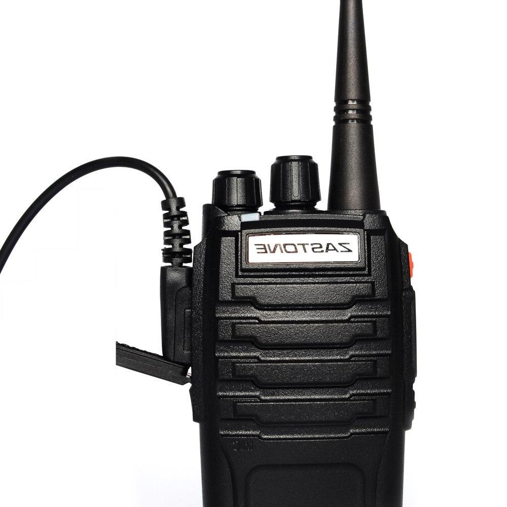 Zastone Air Acoustic Tube 2 Pin Radio Accessories <font><b>Microphone</b></font>