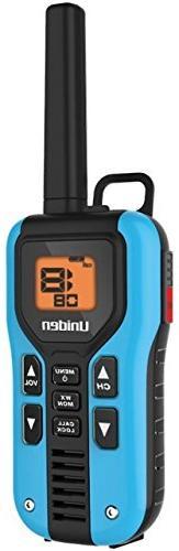 Uniden - Radios, USB, Blue/Black