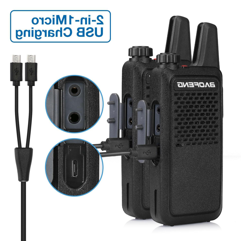 Baofeng Handheld 1500mAh Walkie Two-Way Radio