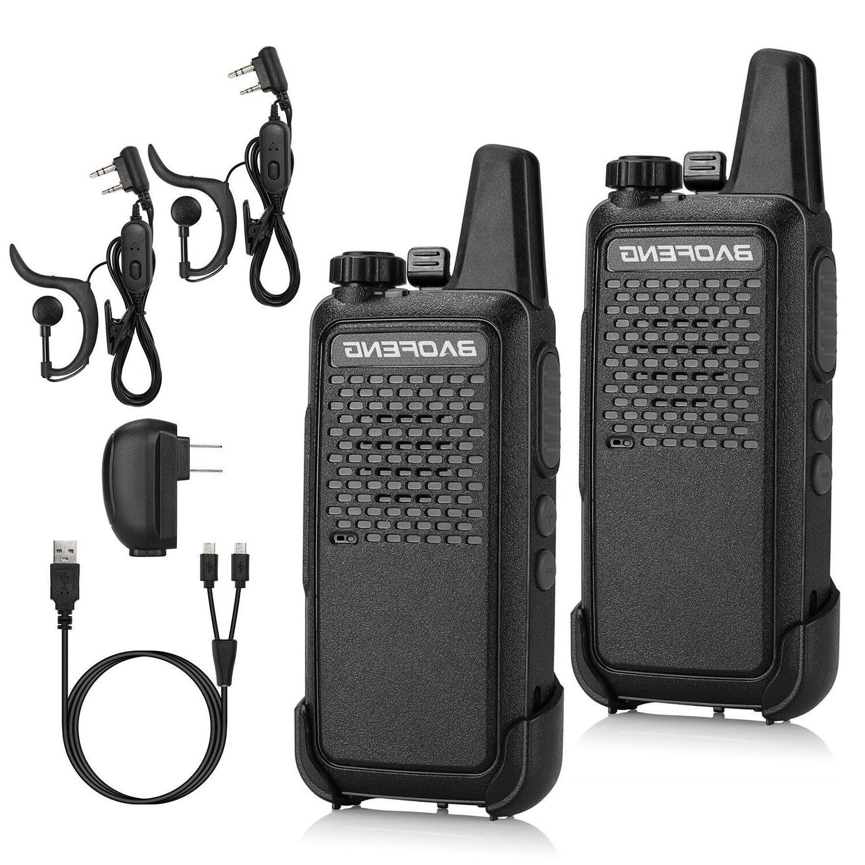 gt 22 uhf handheld 1500mah mini walkie
