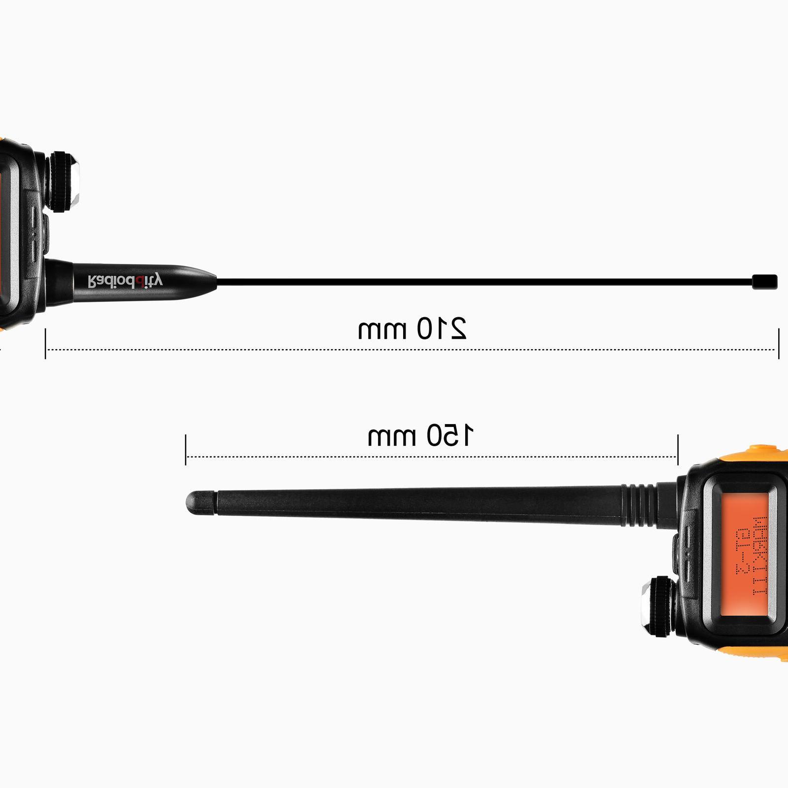 Baofeng III Two-way Radio V/UHF TRI-POWER Walkie