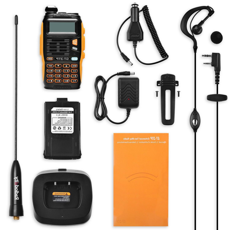 Baofeng GT-3TP Two-way Radio TRI-POWER 8Watt Walkie Talkie