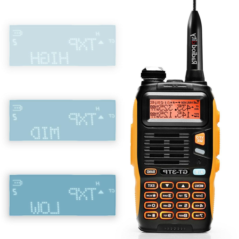 gt 3tp mark iii two way radio