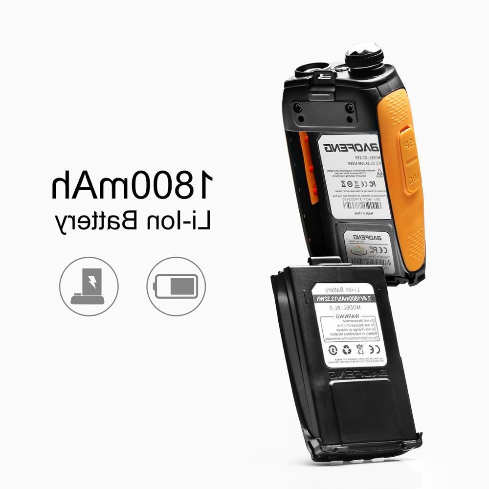 Baofeng 1/4/8Watt High Power VHF Radio <font><b>Walkie</b></font> <font><b>Talkie</b></font> with