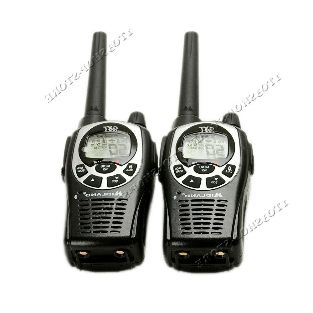 gxt1000g 2 way radios walkie talkies w