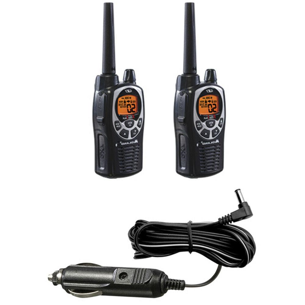 Midland GXT1000 22-Channels 2-Way Radios To