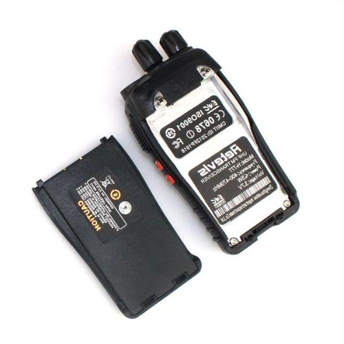 Retevis H-777 Walkie Talkie 5W CTCSS/DCS 16CH Band Earpiece Two Way Held Radio Pack