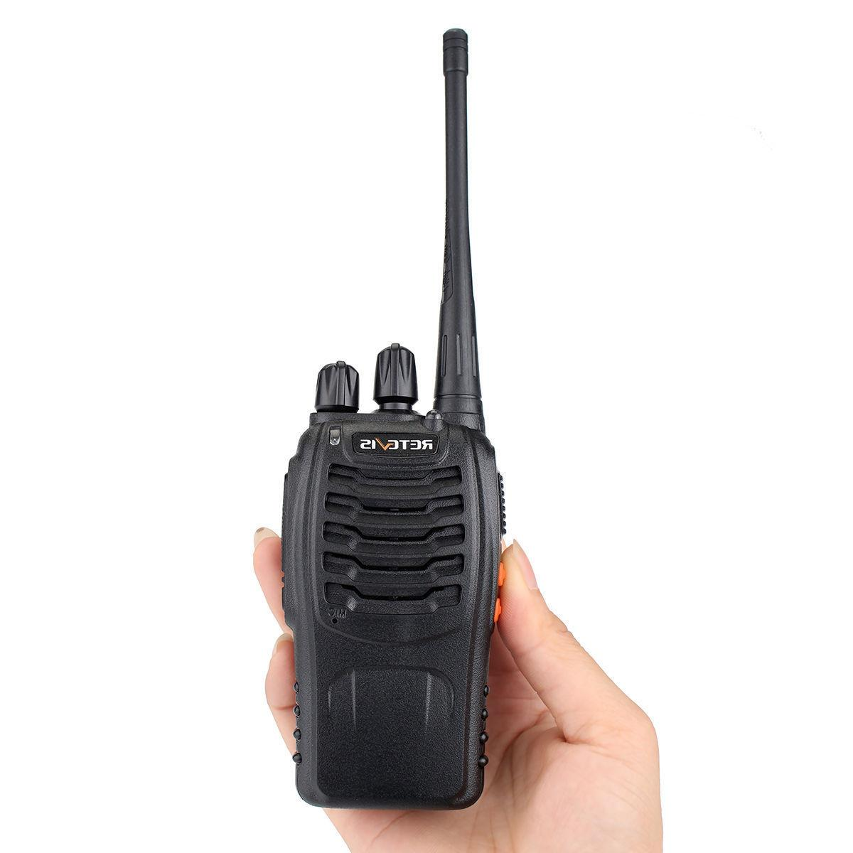 10XRetevis H777 16CH CTCSS/DCS 2-Way Radio US